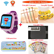 Twox Gps Smart Horloge Q750 Q100 Gw200s Baby Smart Horloge Met Touchscreen Sos Oproep Locatie Apparaat Tracker Voor Kid veilig Pk Q50
