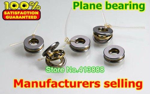 10pcs Free Shipping Axial Ball Thrust Bearings F2-6 (No raceway) 2*6*3 mm Plane thrust ball bearing thule raceway 992