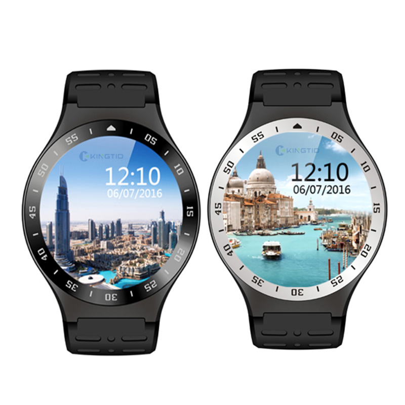 S99A Smart Watch MTK6580 Quad core 8GB Rom Android 5.1 Smartwatch 1.33 inch Heart Rate Monitor Sim Card 5.0MP Camera WIFI 3G GPS
