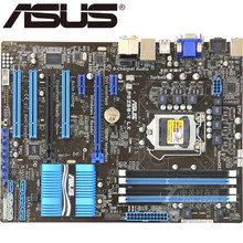 Asus P8Z68-V LX Desktop Motherboard Z68 Socket LGA 1155 i3 i5 i7 DDR3 32G ATX UEFI BIOS Original Used Mainboard On Sale(China)