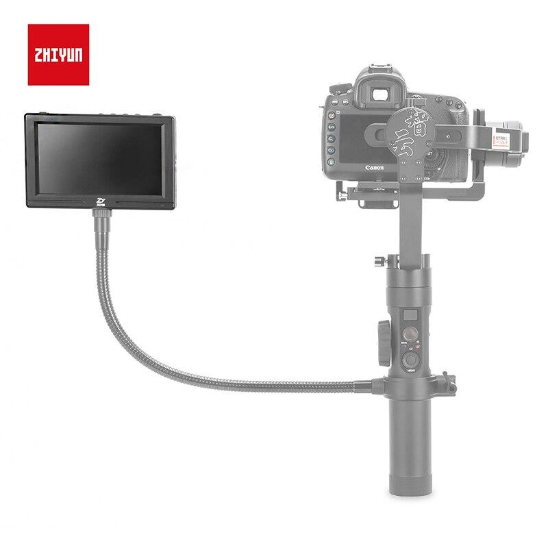ZHIYUN официальный 5,5 мини-монитор камеры с HDMI вход выход ips HD 1920x1080 ЖК дисплей мониторинга для Gimbal Ручной Стабилизатор