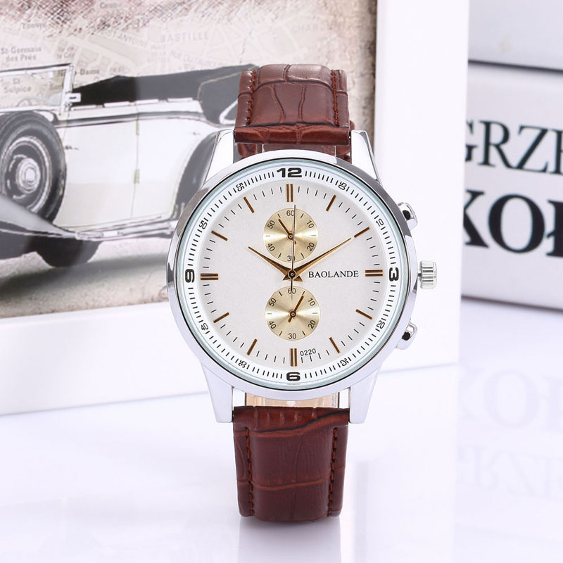 Man And Women Business Numerals Faux Leather Analog Quartz Watch 2020 New Fashion Luxury Lovers Clock Digital Sports Elegant A80