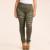 Kissmilk Plus Size Nuevas Mujeres Ropa Streetwear Sólido Básico roto Agujero Pantalones Lápiz de Gran Tamaño 3XL 4XL 5XL 6XL