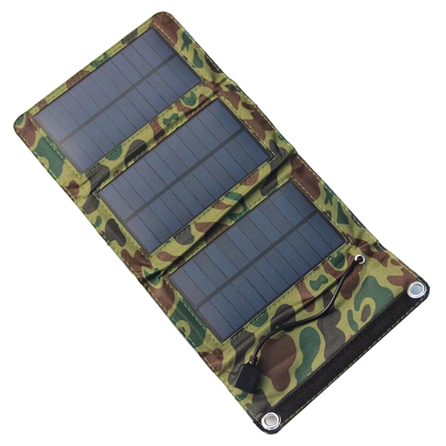 1pcs 5W Fodable Solar Charger Solar Panel Charger For font b Mobile b font font b