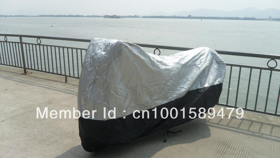 Free Shipping High Quality Dustproof Motorcycle Cover for YAMAHA BRAND NEW MOTORCYCLE COVER Zuma Raz Riva