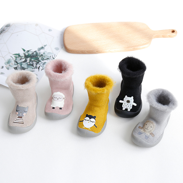 Baby Warm Boot Socks Shoes