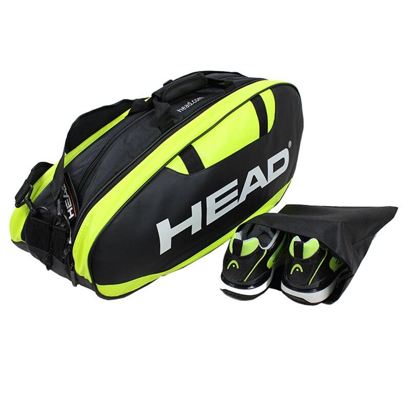 глава теннисные ракетки мешок