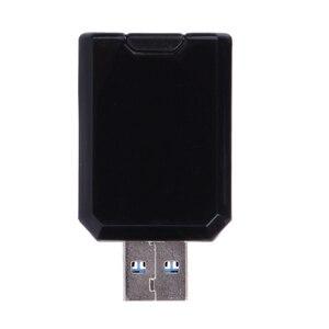 USB 3,0 к ESATA внешний SATA 5 Гбит/с Конвертор адаптер для 2,5/3,5 дюйма HDD жесткий диск для Win 2000/XP/VISTA/WIN7/MAC OS 9,2