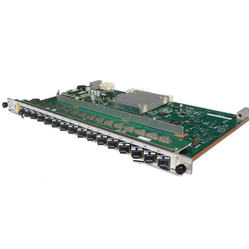 Hua wei GPFD 16-port GPON interface board, GPON OLT service card, 16 ports GPON Board with 16 SFP C+ For  MA5608T MA5680tHua wei GPFD 16-port GPON interface board, GPON OLT service card, 16 ports GPON Board with 16 SFP C+ For  MA5608T MA5680t