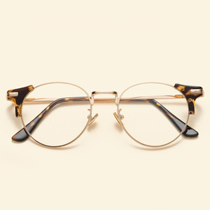 Image 4 - 2018 Fashion TR90 Glasses Frame Ultralight Vintage Eyewear Frames Men Women Optical Glasses Myopia Prescription Spectacle Frame