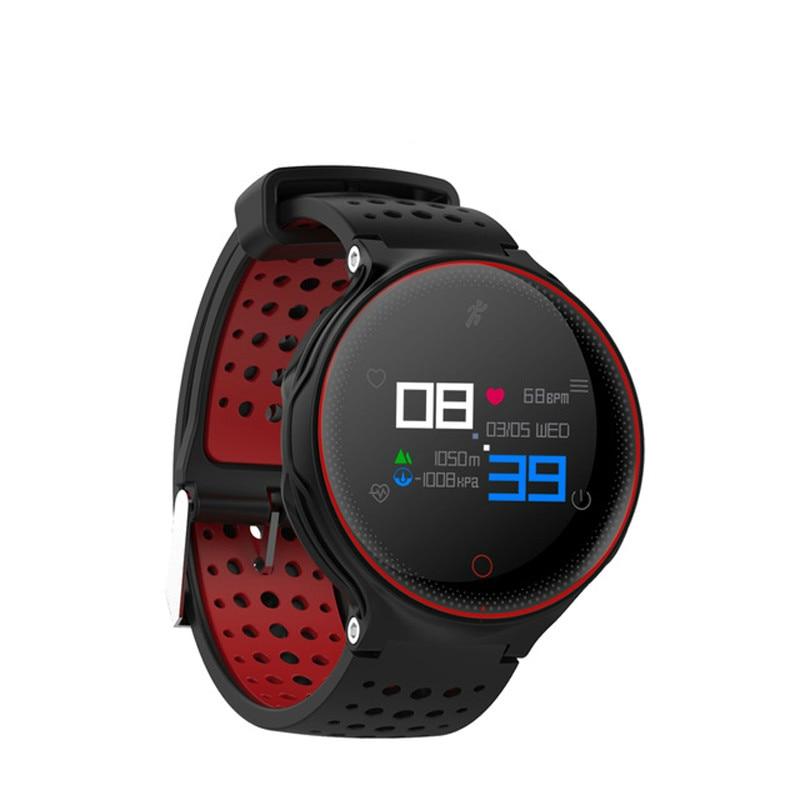 2018 chaud X2 Plus Bracelet intelligent moniteur de fréquence cardiaque podomètre sommeil Tracker bande intelligente Fitness Tracker pour Android IOS iPhone