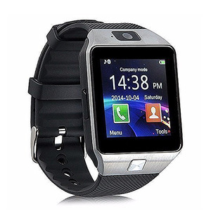 Умные часы с слотом для sim-карты, с поддержкой Bluetooth, телефон лучше, чем мужские часы DZ09