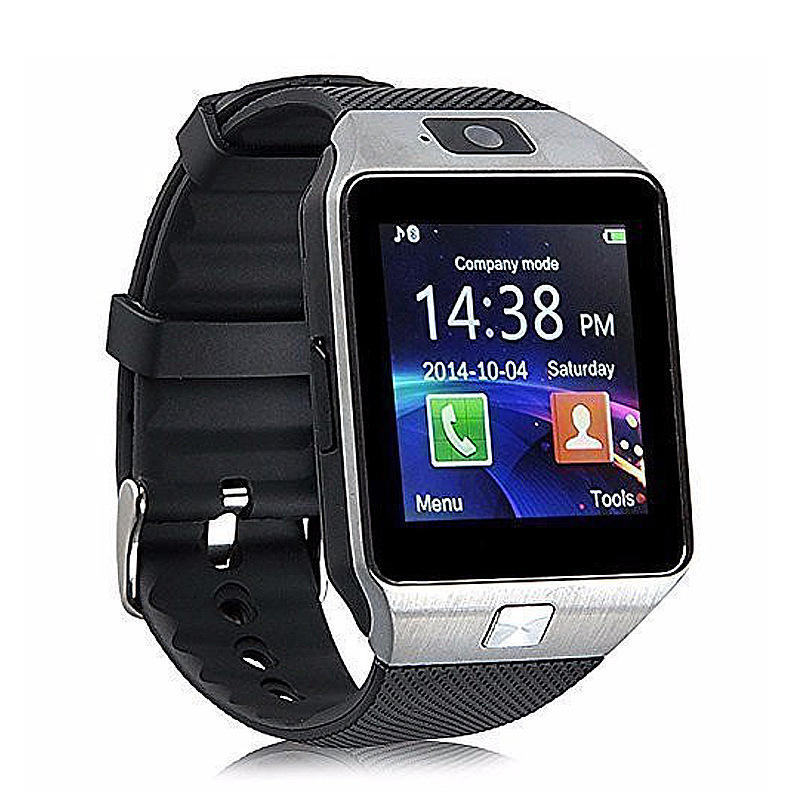 Clock Connectivity Sim-Card-Slot Smart-Watch Bluetooth Android Phone-Better with Push title=