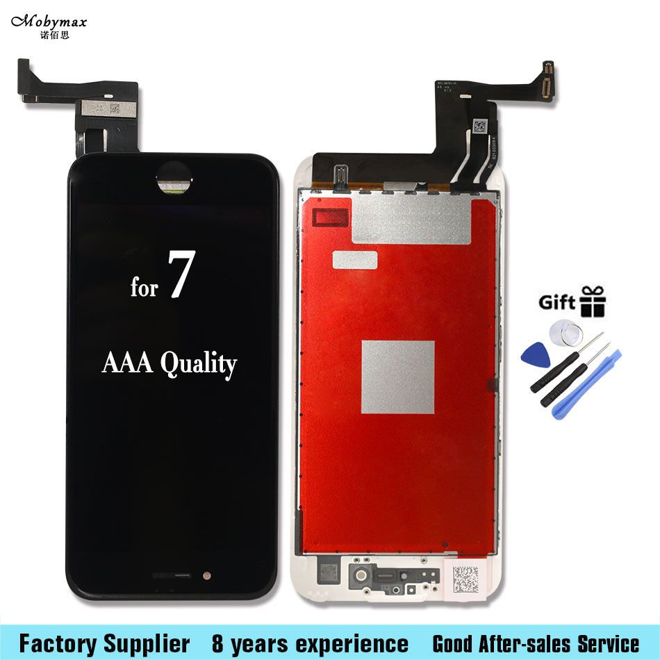 100% No Dead Pixel Lcd for iPhone 7 A1660 A1778 A1779 LCD Display With 3D Touch Screen Digitizer Assembly Replacement