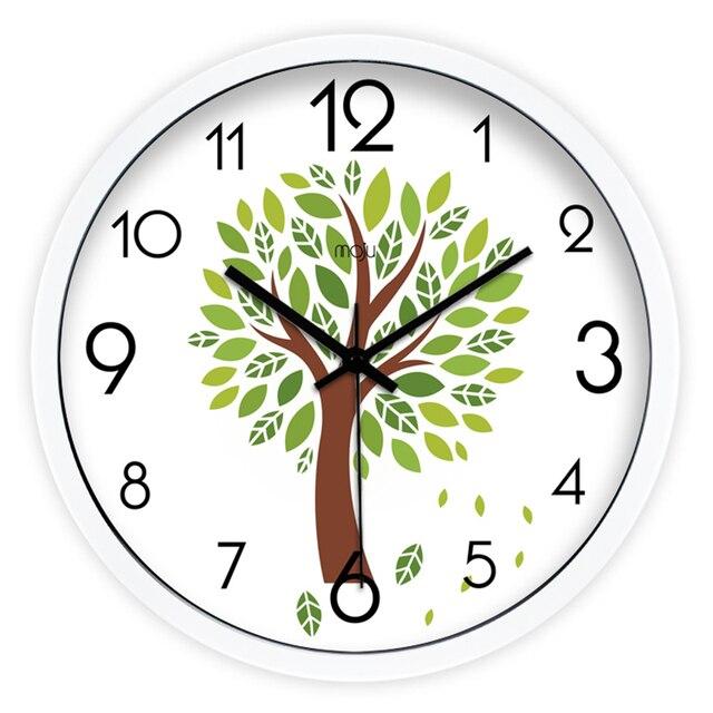 b196f49a676 Relogio Parede decorativo Grande Relógio de Parede Design Antigo Chique  Gasto Do Vintage Decoração Relógio de