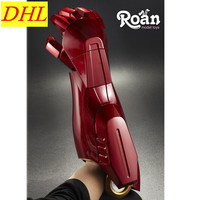 Roan MK7 Electric Arm Gauntlet Hand Left Right Hand Arm Electric Remote Control Glove 1:1 Model Iron Man Cosplay Armor L495