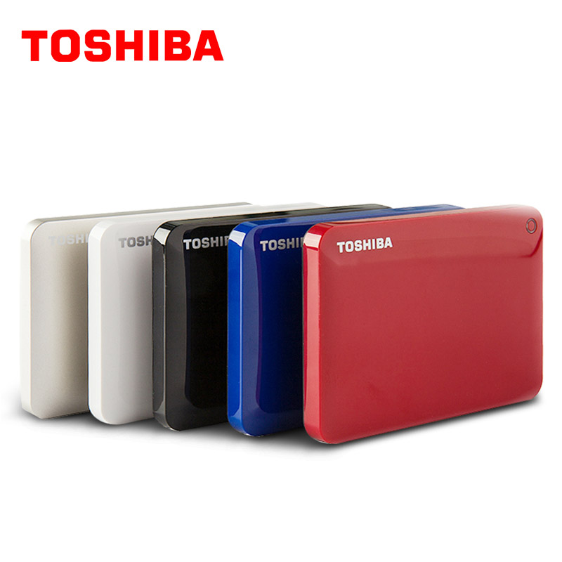 toshiba portable external hard drive instructions