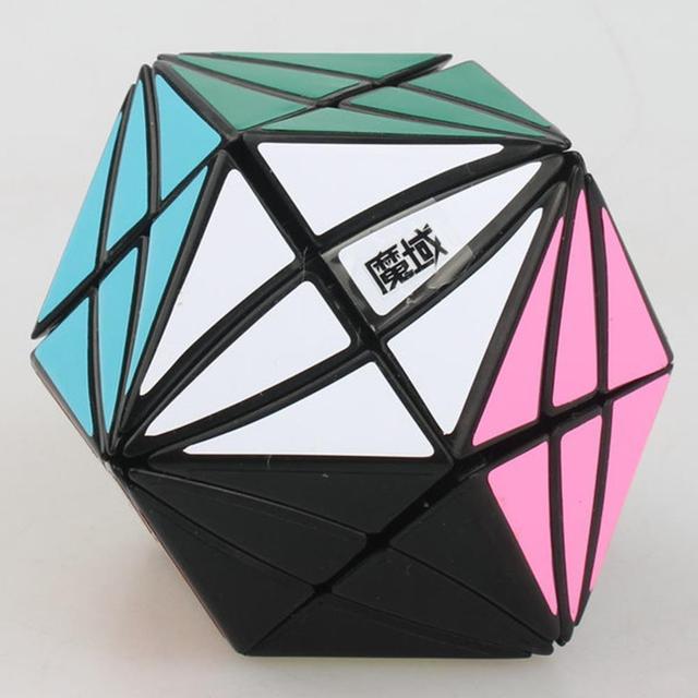 Yongjun Moyu Moyan 1 Mal de Ojo I Cubo Mágico Speed Puzzle Cubo Mágico Juguetes de Los Niños Juguetes educativos