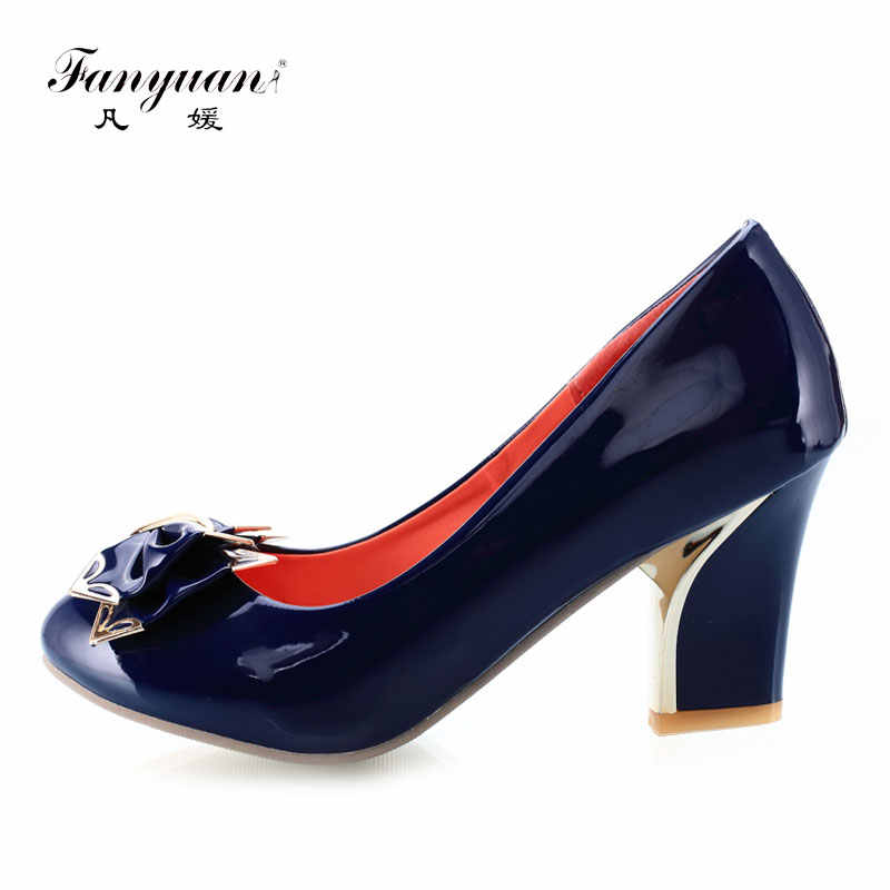 High Shoes Fanyuan Detail Bow Feedback Questions Woman Heels About gI7bfvYy6