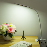 Clamp Stick Light For Desk Work Table Art Table LED Lights USB White LED Clip On