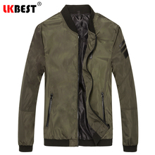 LKBEST 2017 High quality Autumn men's bomber Jacket Baseball mens jackets casual solid thin coat outwear Brand Clothing (JK31)