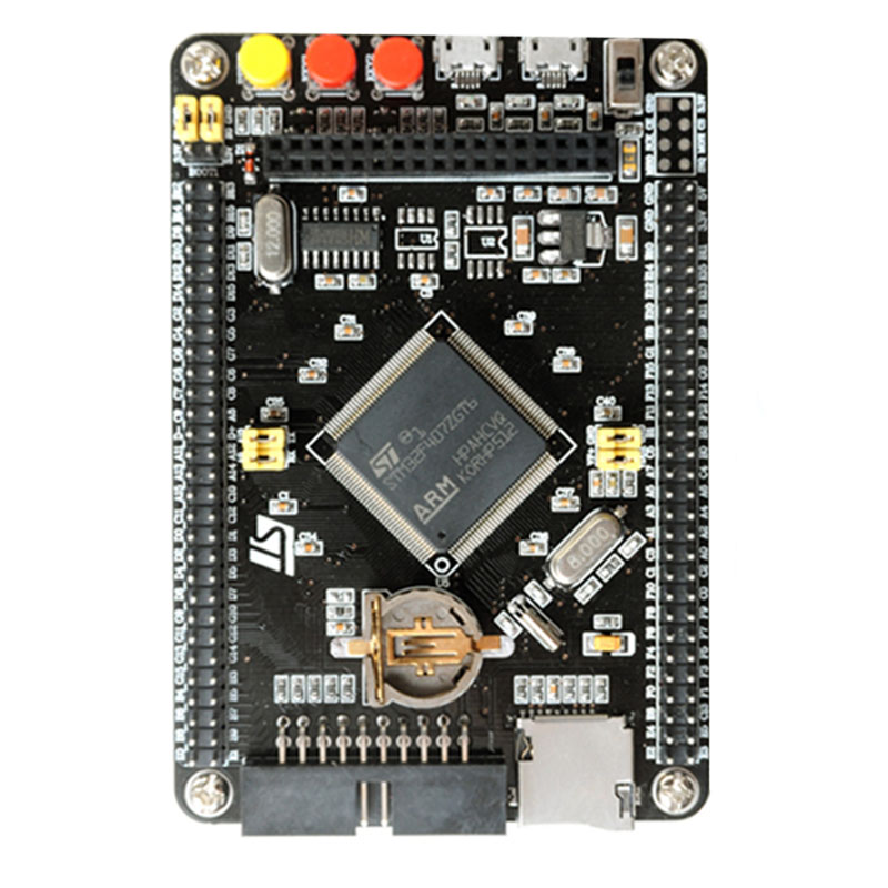 Image 3 - STM32F407ZGT6 Development Board ARM Cortex M4 STM32 Minimum System Board Learning Board-in Integrated Circuits from Electronic Components & Supplies