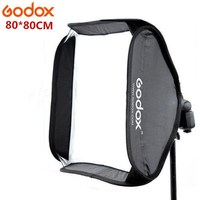 Godox 80x80cm Softbox Bag for Yongnuo YN560III YN560IV YN568 TR 988 Godox TT600 TT685 V860II TT350 Camera Studio Flash