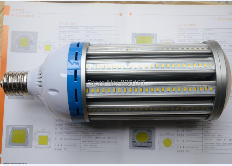 100W Led Corn Light 85-265V E40 Led Bule Lights SMD 5630 Shopping Malls Exhibition Halls Factory Professional Lighting CE RoHS lole капри lsw1349 lively capris xs blue corn