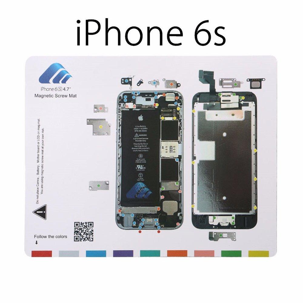 10 τεμάχια Μαγνητική βίδα για iPhone 4, 4s, - Ανταλλακτικά και αξεσουάρ κινητών τηλεφώνων - Φωτογραφία 4