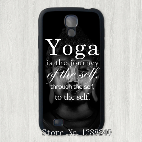 Yoga Quotes Fashion Original Cell Phone Case Cover For Samsung Galaxy S3 S4 S5 Note 2 3 1075 On Aliexpress