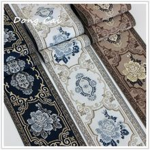 1-3-10yard Width 9CM Chinese style jacquard webbing HomeTextile Garment Sewing Handmade curtain sofa tablecloth decorating lace