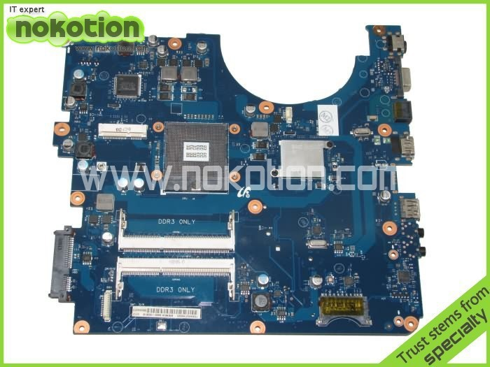 все цены на  Laptop Motherboard for Samsung R530 R730 R540 Intel HM55 DDR2 BA92-06381A Mainboard Full Tested  онлайн