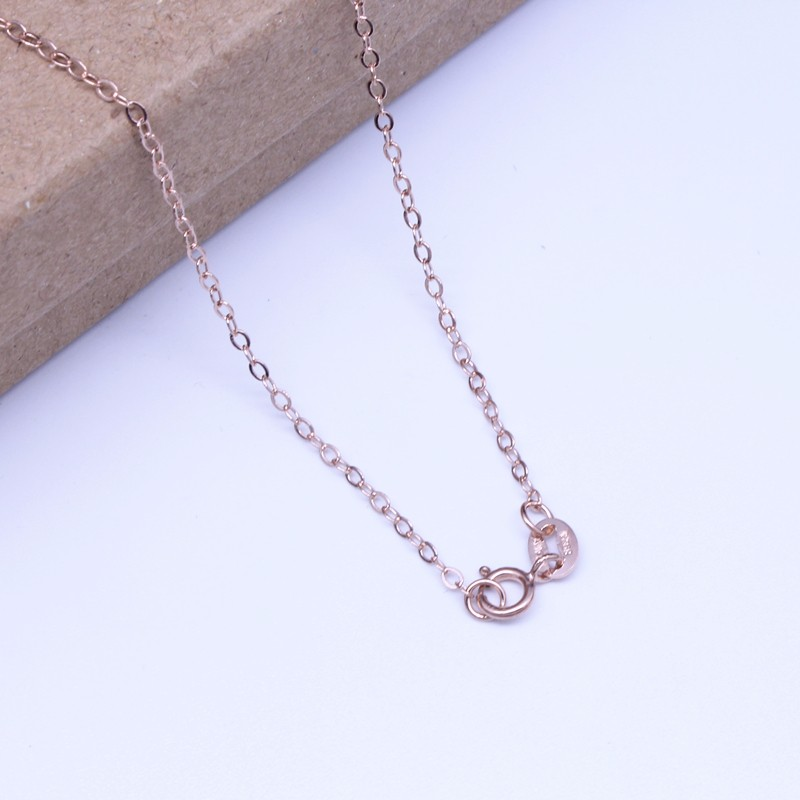 letter pendant necklace 5