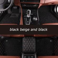 HeXinYan Custom Car Floor Mats for Citroen all models C4-Aircross C4-PICASSO C5 C2 C6 C-Elysee C-Triomphe C4 auto accessories цена