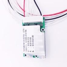 E bici della batteria 13 s 48 v Al Litio Li Ion Cellulare 15A 18650 di Protezione Della Batteria BMS PCB Balance Board