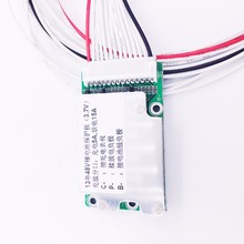 E bike battery 13S 48V Li ion Lithium Cell 15A 18650 Battery Protection BMS PCB Board Balance