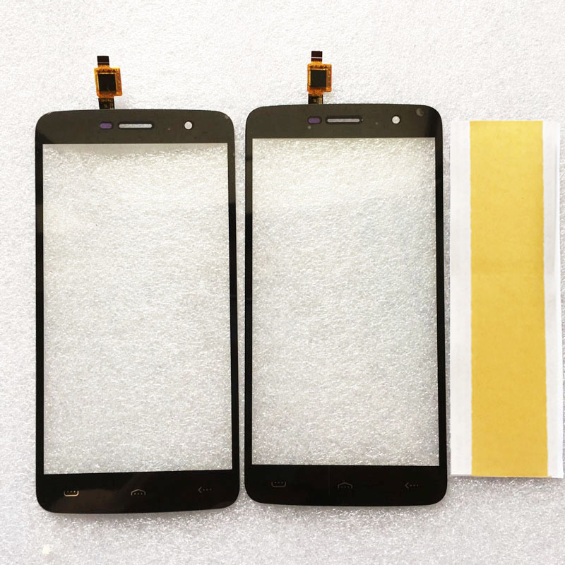 Phone Digitizer For <font><b>Homtom</b></font> <font><b>HT17</b></font> <font><b>Touch</b></font> <font><b>Screen</b></font> Digitizer Sensor Front Glass <font><b>Touch</b></font> Panel Touchscreen image