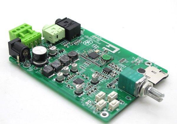Bluetooth Audio Receiver Amp Board Wireless Hifi 15w15w Stereo Amplifier Module 24v Car kopen
