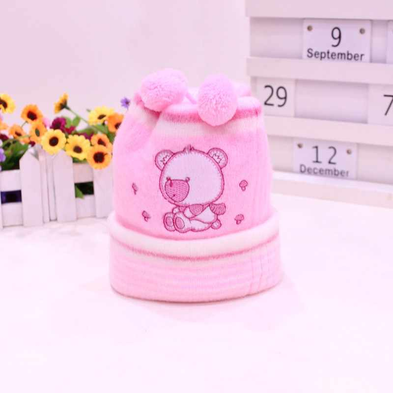2ff5ee8c5a00 Detail Feedback Questions about Newborn Hat Kids Winter Hats Baby ...
