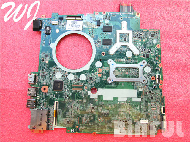 US $120 0 | For HP Pavilion 15 p027TX laptop MOTHERBOARD 774772 501  DAY11AMB6E0 GPU 830M i3 4030U 2G W8STD 100% fully tested ok -in Laptop  Motherboard