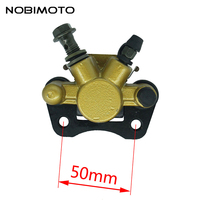 Front Brake Caliper Left And Right 50cc 70cc 90cc 110cc Roketa ATV Quad Sunl Moto Item
