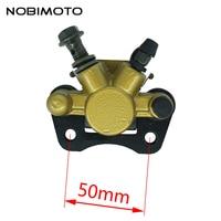 Front Brake Caliper Left And Right 50cc 70cc 90cc 110cc Roketa ATV Quad Sunl Moto Item