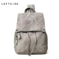 LEFTSIDE 2016 School Back Packs New Korean Backpacks Fashion Denim Women Backpack Cute Girls Boys Bags