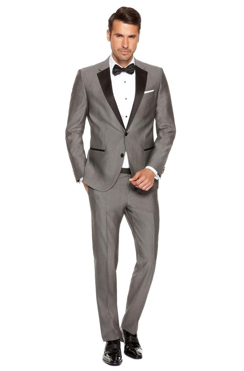 Compare Prices on Mens Grey Slim Fit Suit- Online Shopping/Buy Low