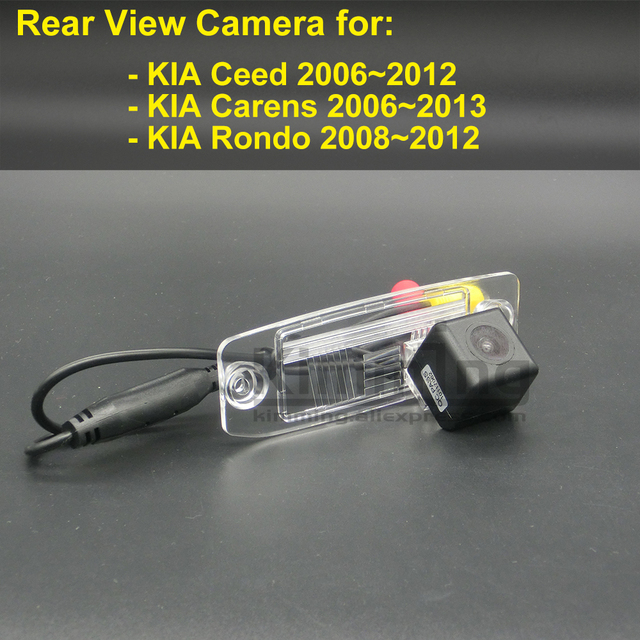 Car Rear View Camera For Kia Ceed Carens Rondo 2006 2007 2008 2009
