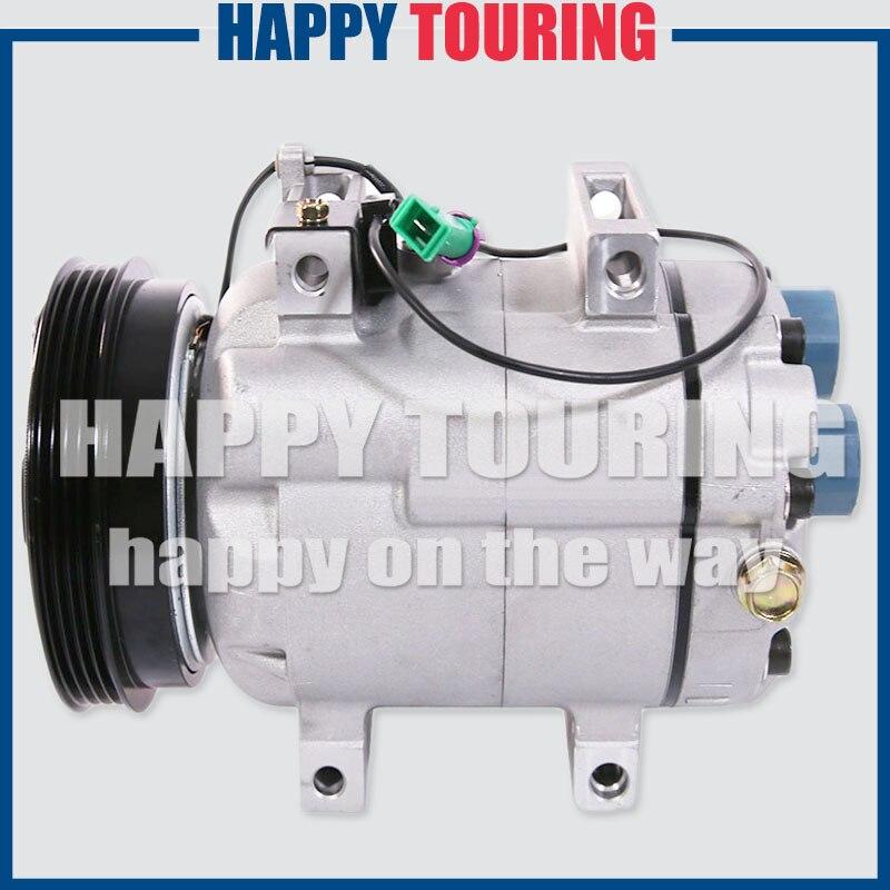 DCW17 a/c ac compressor for AUDI A4 A6 VW Passat diesel 1995 2001 8D0260805D 8D0260805M 8D0260805 506031 03818D0 260 805 D