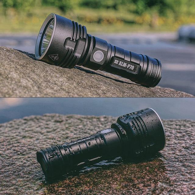 SHEN Ultra Powerful LED Flashlight L2 XHP50 Tactical Torch USB Rechargeable Linterna Waterproof Lamp Ultra Bright Lantern 2