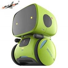 Интерактивный игрушечный робот Dropshipping Супер подарок для детей Дети Танцы Диалог Сенсорный робот Игрушка Поддержка оптовой