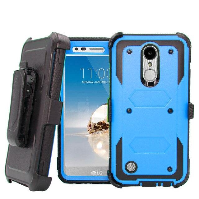 Blue Phone case lg k20 5c64f482953a7