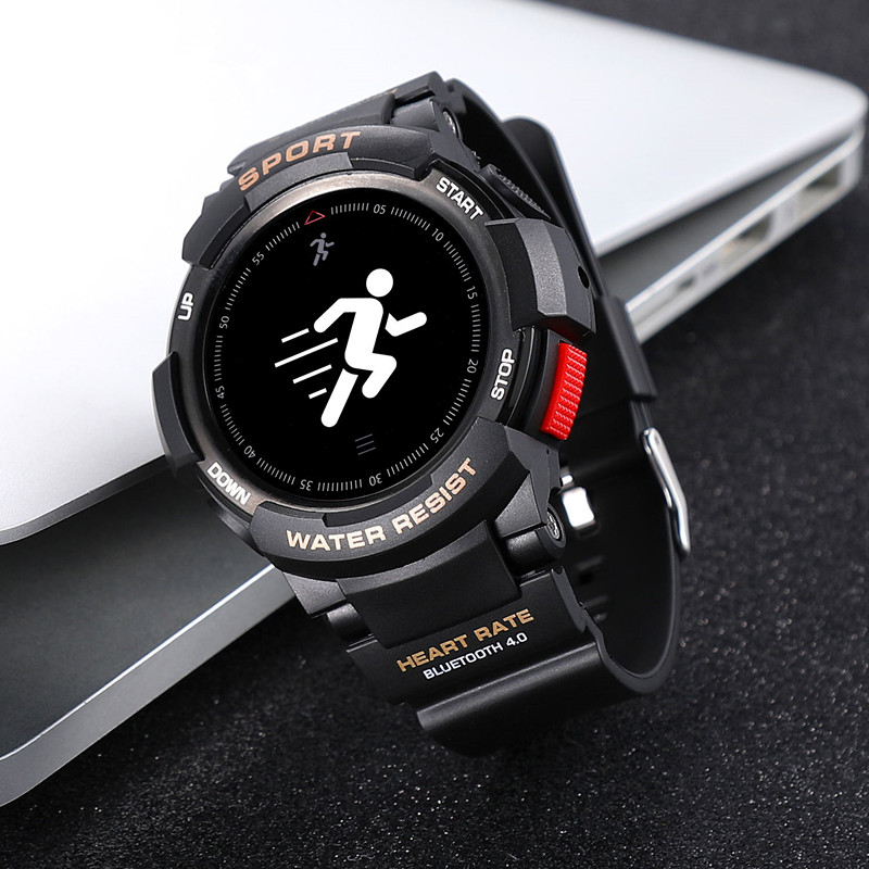 Smart watch Outdoors Sports with Multi sports mode GPS Heart rate Monitor IP 68 Professional Waterproof For Android Smart phone